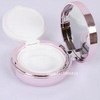 2 Pçs/set 10 Pçs/set Compõem Caso Almofada de Ar Esponja Esponja de Pó Sopro Vazio Líquido Fundação BB Creme Esponja Distribuição Segurar maquiagem