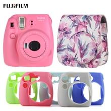 Fujifilm Instax Mini 9 мгновенная камера фото пленка камера мини камера подарок как розовый/синий/зеленый/белый