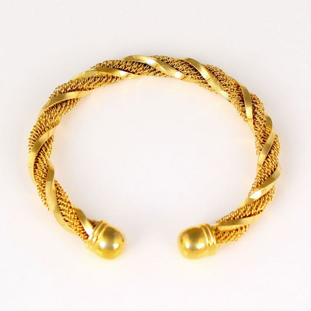 home hair twisted product bracelets gold elephant bracelet bangles models bangle
