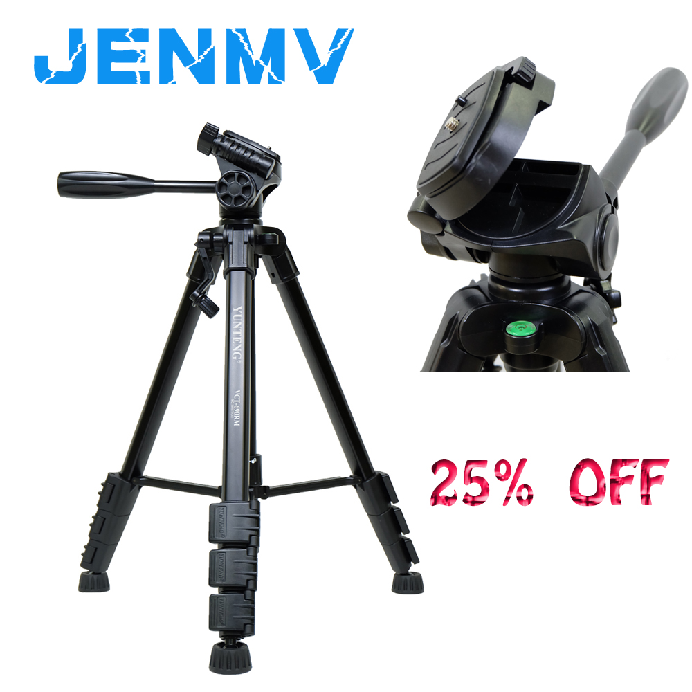 ФОТО MESEVEN T690 4 Sections Camera Tripod with Quick Release Plate Flexible Extendable For Camera free Bag for Travel Documentary