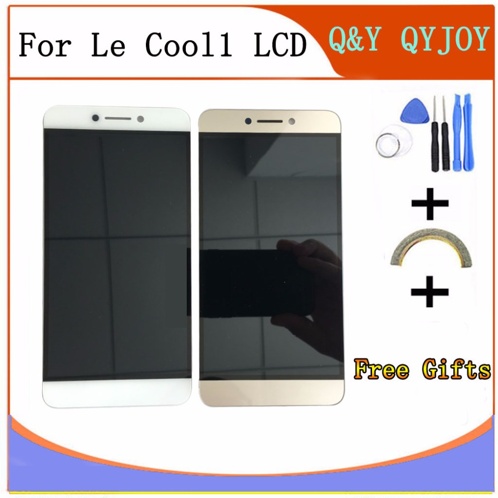Für Letv LeEco Coolpad cool1 kühlen 1 c106 c106-7 C106-9 LCD Display + Touch Screen Digitizer Montage Ersatz