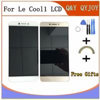 Q Y QYJOY For Letv LeEco Coolpad Cool1 Cool 1 C106 C106 7 C106 9 LCD