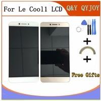 Q Y QYJOY For Letv LeEco Coolpad Cool1 Cool 1 C106 C106 7 C106 9 LCD