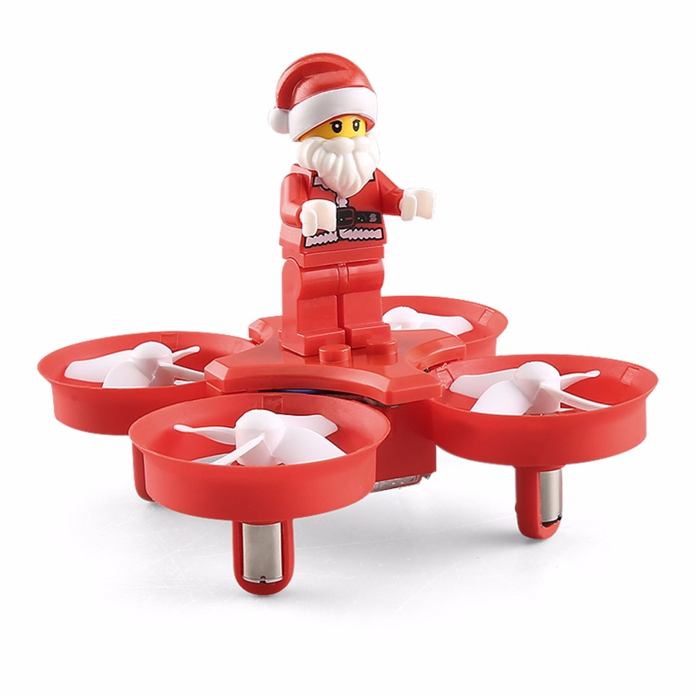 JJRC H67 Flying Santa Claus Christmas Songs RC Quadcopter Drone font b Toy b font RTF