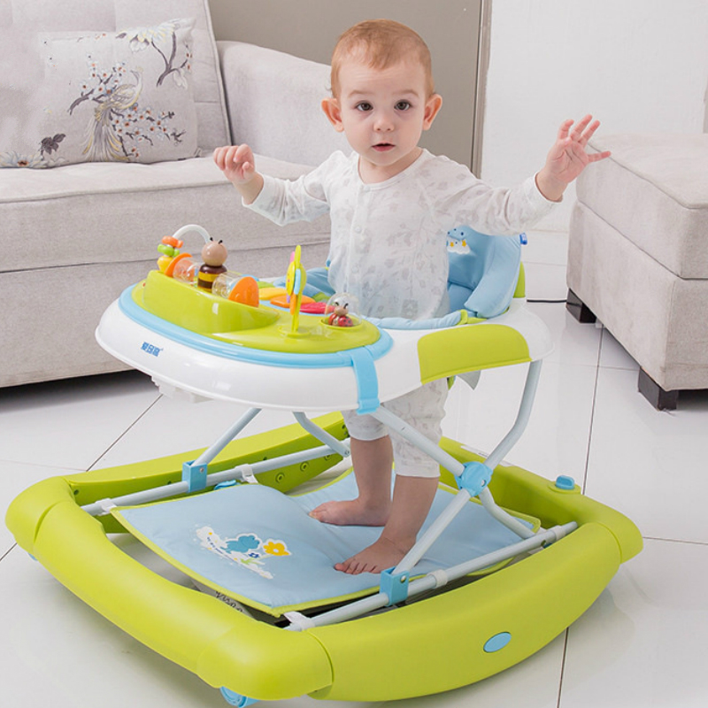 Astonishing Us 190 22 Musical Baby Learning Walker Children Walking Tool Multifunctional Anti Rollover Toddler Baby Walker Rocking Chair 2 In 1 In Walkers From Inzonedesignstudio Interior Chair Design Inzonedesignstudiocom