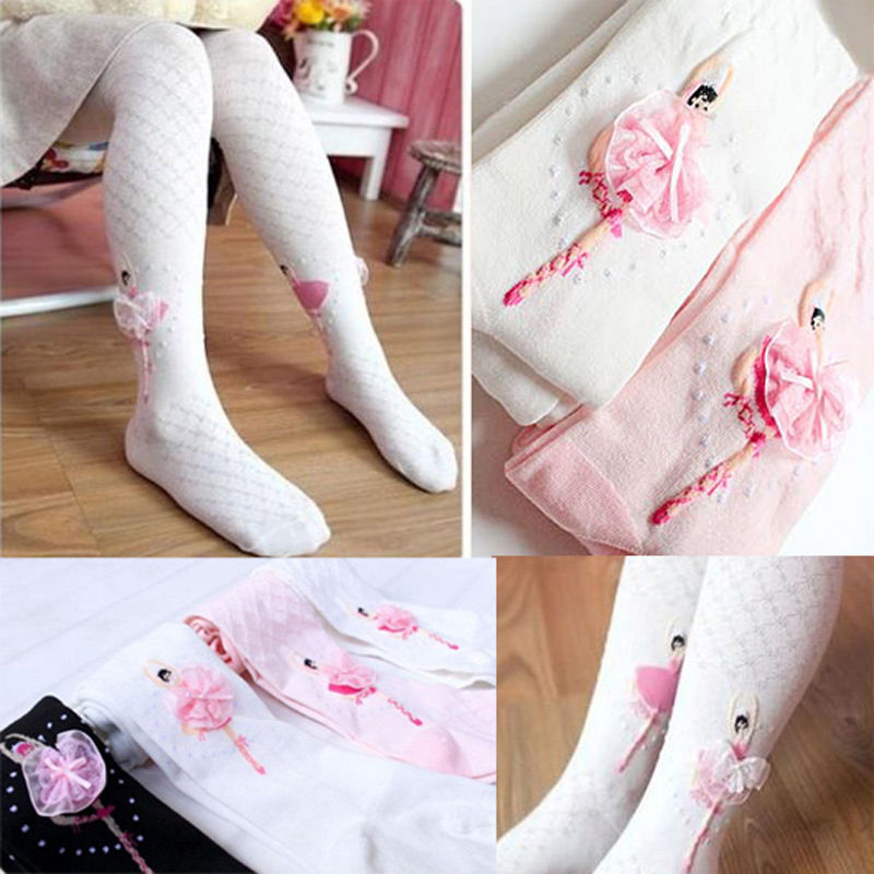 9ed6729e59f84 1Pc Fashion Kids Children Ballet Girls Panty hose Tights Sweet Lady  Stockings Clothes 3 Summer Styles-in Tights from Underwear & Sleepwears on  ...