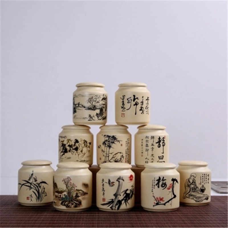 Kitchen E Ceramic Jars