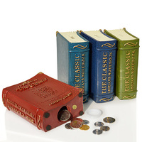 Money Box Atm Cash Boxpiggy Bank Deposit Box Children Money Saving Bank Piggy Bank Kids Magic Book Tirelire Money Safe WZL004