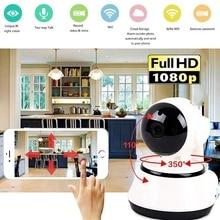 WIFI IP home Surveillance Camera 1080P HD Mini Phone Remote Camcorder webcam 1MP