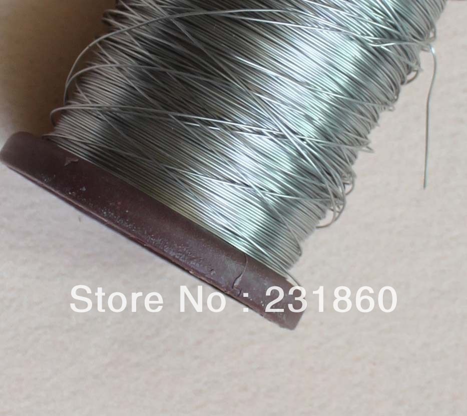 500g New Stainless Steel Wire For Hive Frames Bee Keeping Frame Wire ...