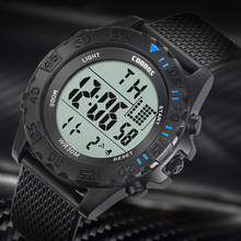 Top Brand Sport Watches for Men Military Electronic Digital Wrist Watch Waterproof Date Week Display Alarm Clock horloges mannen все цены