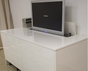 Motorized Electric Tv Lift For Ceiling Can Be 600mm With Free Shipping
