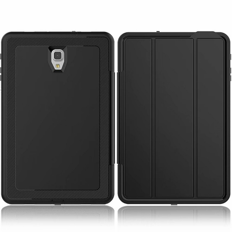 Full Protection Case For Samsung Galaxy Tab A 10.5 2018 SM-T590 T595 T597 Safe Shockproof Heavy Duty TPU Hard Cover Kickstand