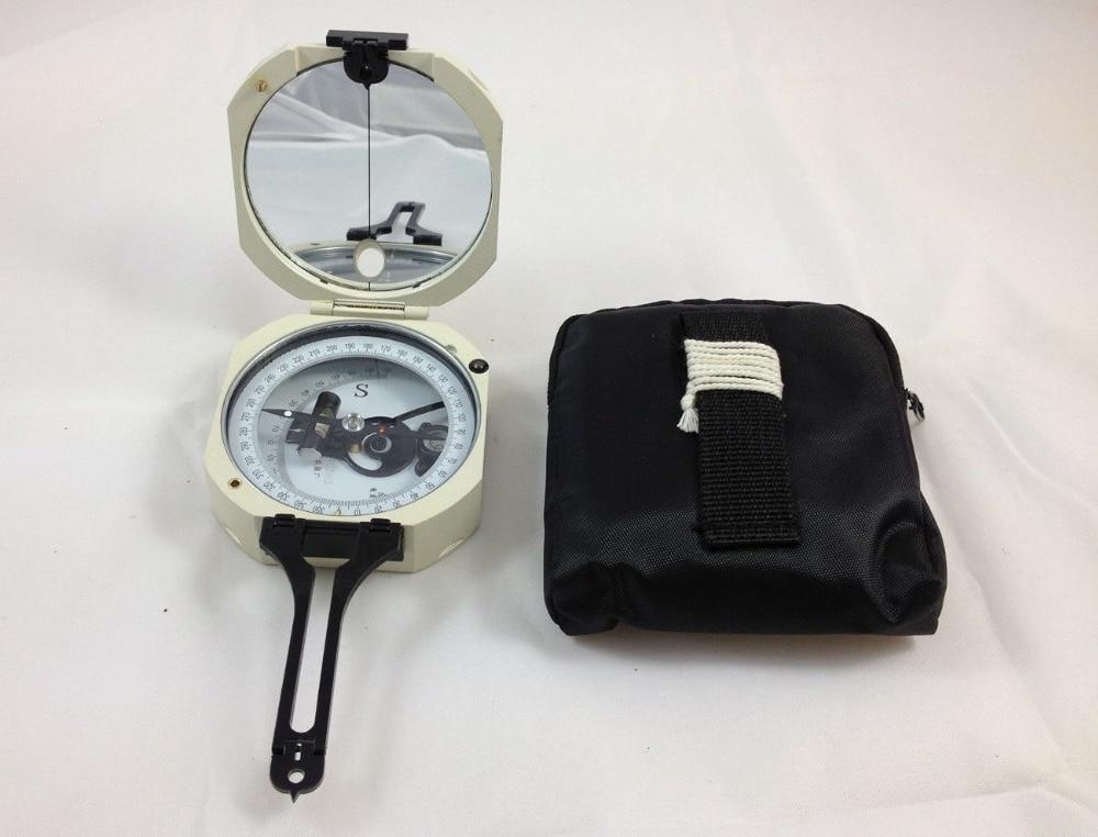 цена 5PCS Harbin NEW DQY-3 Geology Compass Pocket transit  metal Compass онлайн в 2017 году