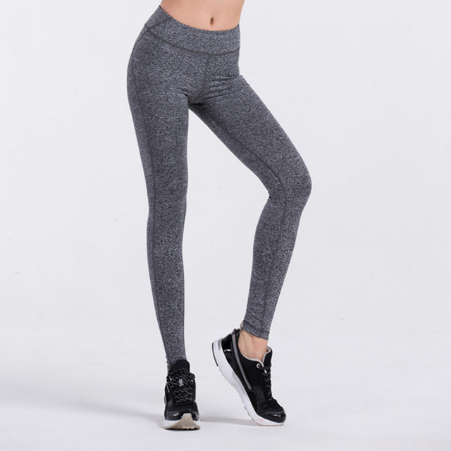 Women's Hip Push Up leggings Solid color workout leggins for women stretchable Slim trousers Skinny pants