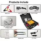 AU Plug Draagbare Auto Jump Starter Power Bank 12V Inflator Luchtpomp Booster Emergency Charger Waarschuwen Licht Batterij 16800mAh - 2