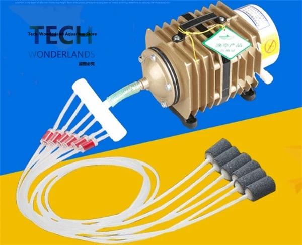 New 20l Min Sunsun Electromagnetic Air Pump Aco 001 Sunsun Aco 001 Air Compressor Fish Tank Increase Oxygen Electromagnetic Air Pump Air Pumpelectromagnetic Air Aliexpress