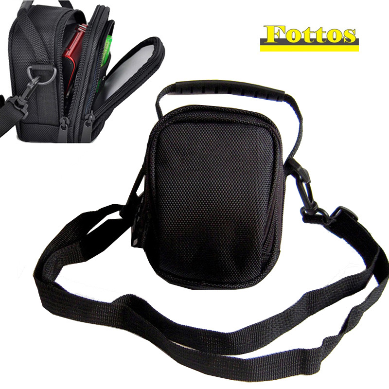 digital Camera Bag For Panasonic LUMIX DMC-ZS60 ZS50 ZS45 ZS40 ZS35 ZS30 ZS20 ZS10 LX10 TZ90 TZ85 TZ80 TZ70 protective case bag