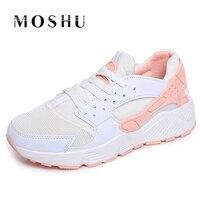 Fashion Women Casual Shoes Wedges Air Mesh Canvas Female Shoes Trainers Tenis Feminino Chaussure Femme