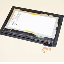 Pantalla LCD para LENOVO IDEATAB S6000 S6000 F, con montaje de digitalizador con pantalla táctil