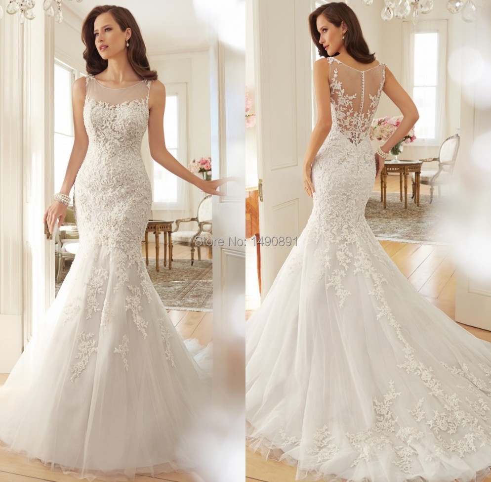 2015 Designer Wedding Gowns: Elegant CD 32 New Design CD 32 Wedding Dress 2015 With