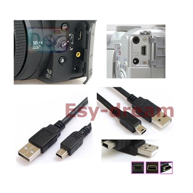 USB Data Sync Transfer Image Cable Lead For FujiFilm Finepix AV230
