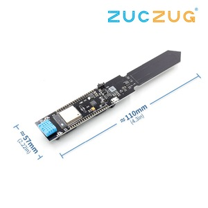 ESP32 Rev1 WiFi i Bluetooth baterii i DHT11 gleby moduł czujnika temperatury i wilgotności