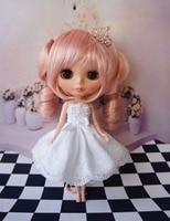 Dress Doll Princess Cute Pullip Blyth Handmade Outfit Azone Dress