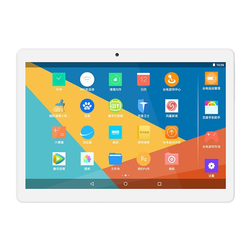 Teclast 98 octa-core Tablet PC MT6753 2GB ram 32GB rom 10.1 inch 1920*1200 IPS Android 6.0 LTE WCDMA GSM WiFi Dual-SIM GPS BT