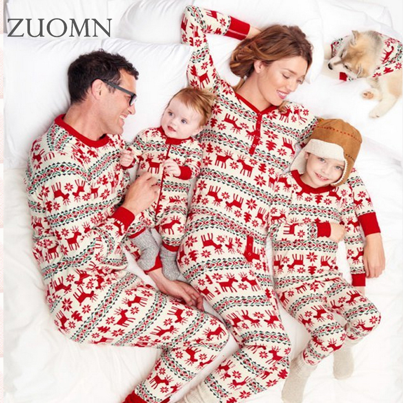 Online Get Cheap Matching Family Pajamas Christmas -Aliexpress.com ...
