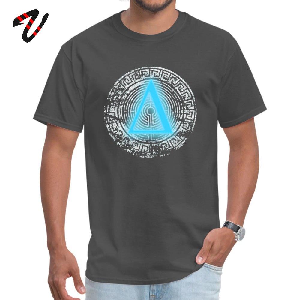 Street Daedalus O-Neck T-Shirt April FOOL DAY Tops T Shirt Short Sleeve for Men New Design 100% Cotton Fabric Top T-shirts Daedalus 12251 carbon