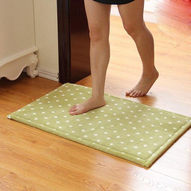 Anti Fatigue Comfort Kitchen Floor Mats Absorbent Carpets for Living ...
