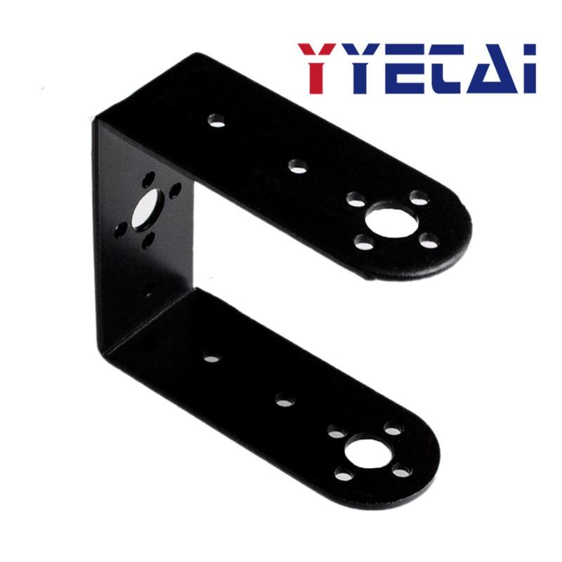 Yongyetai Long U-shaped Bracket Single-axis Rudder Mechanical Arm Special Bracket Accessories Free Shipping