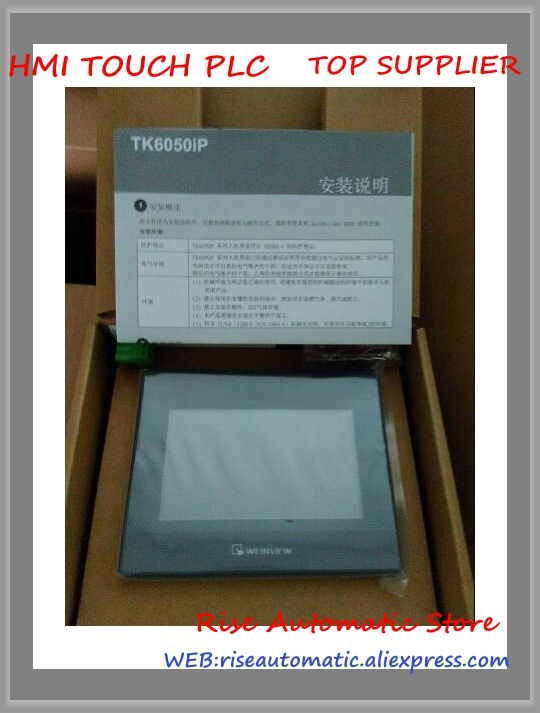 4.3 -inch Touch Screen TK6050IP HMI 100% test good quality new original hmi tou ch scr een mt4403t mt4230t 100% test good quality