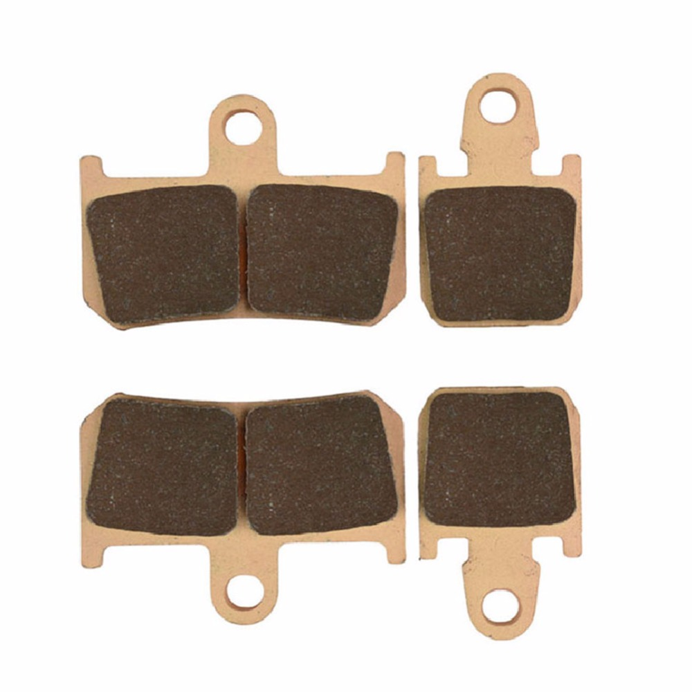 Motorcycle parts FRONT Brake Pads For YAMAHA YZF R1 YZF 1 YZF R1 V MAX 1700