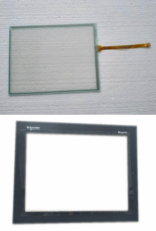 New 10.4 XBTGT5230 Touch Glass Panel with Protective Film 6av2 144 8mc10 0aa0 touch glass with film
