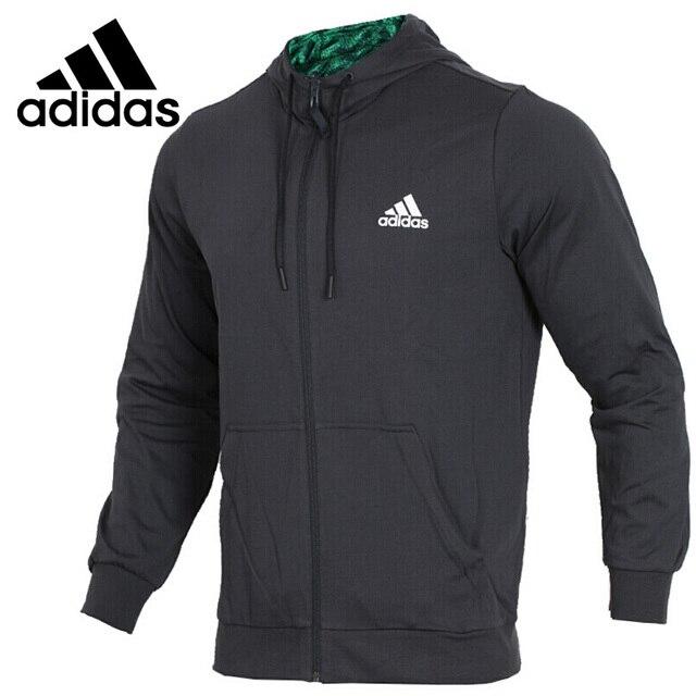 fb0c38c73 Original New Arrival 2018 Adidas M SID rev FZ Men's reversible jacket Hooded  Sportswear