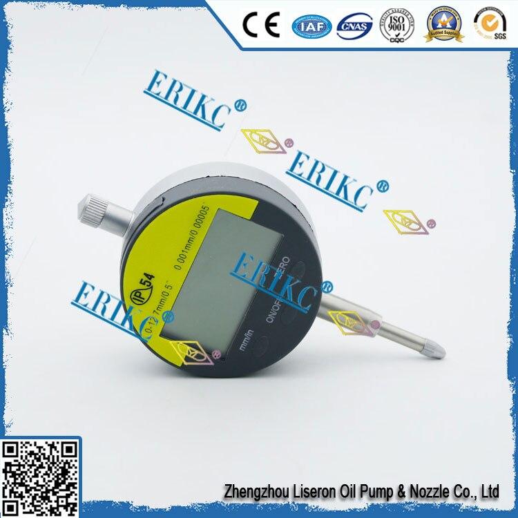 Erikc Лифт измерения инструмент e1024021, общая топливораспределительная рампа Топливная форсунка Лифт измерительный масштаба Многофункциональ...