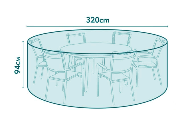 Aliexpress.com : Buy Larger Size Round Protective Cover