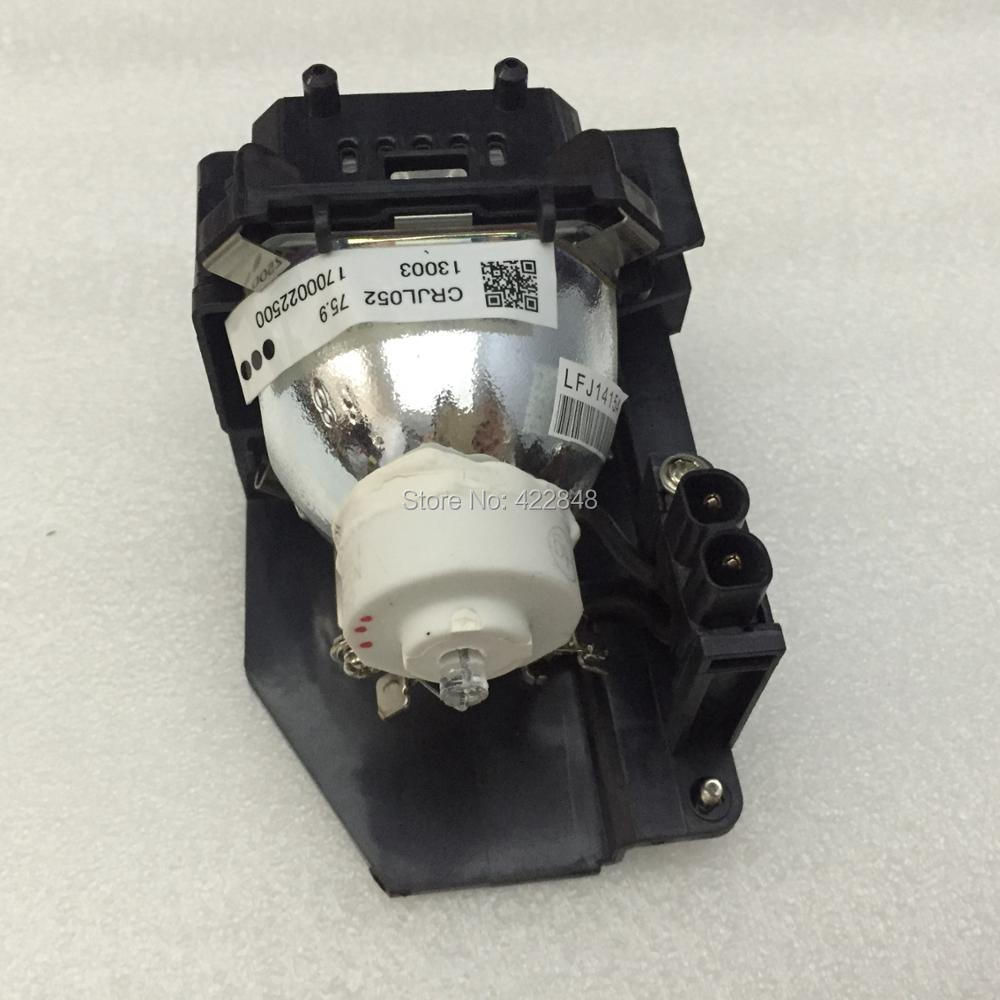 NP07LP Projector Lamp bulb with Housing for NEC NP300 NP400 NP500 NP600 NP410W  NP500W NP600S np07lp for nec np300 np400 np410 np500 np510 np600 np610 compatible projector lamp bulb with housing