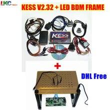 DHL Free LED BDM FRAME + KESS V