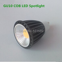 DHL 100pcs/lot New Best COB GU10 MR16 E27 E14 5W Led Light Bulb Lamp 85-265V High Bright Warm/Cool White Led Spotlight 120 Angle