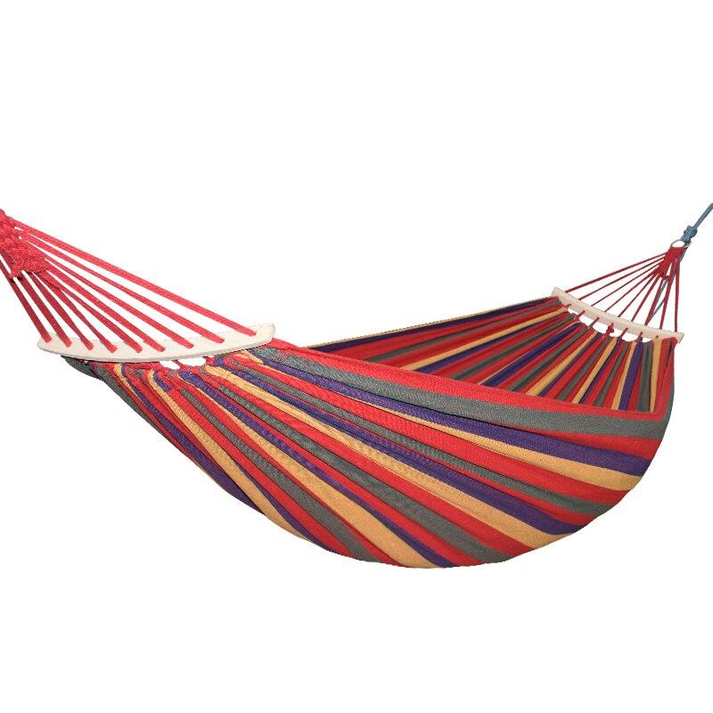250 * 150 cm 2 osebi zunanje platno kampiranje viseča mreža - Pohištvo - Fotografija 6