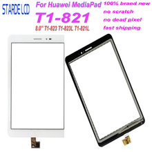 цены For Huawei MediaPad T1 8.0 Pro 4G T1-823 T1-823L T1-821 T1-821L T1-821 S8-701 Touch Screen Digitizer Sensor Replacement Parts