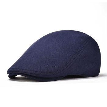 VOBOOM de algodón de primavera irlandesa gorra de Golf Ivy Jeff tapas de  los hombres las mujeres taxista vendedor conductor Gatsby sombrero Boina 312 812b3fff0c3