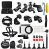 50pcs Accessories Set For Xiaomi Mijia 4K Mini Camera Waterproof Fittings For Diving Skiing Racing Climbing