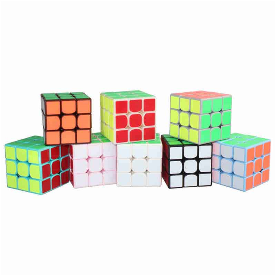 Magic Cubes Stress Reliever Spinner Hand Speed Puzzle Educativo Fidget Cube Puzzle Magic Cube Toys For Children Gifts 602537 5x5x5 classic speed magic cube puzzle game cubes hand spinner fidget toys children gifts 5x5 mini anti stress cubo magico 601653