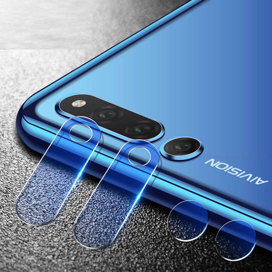 Back Camera Lens Tempered Glass For Huawei Honor View 20 V20 8X Play Mate 20 X P30 Pro Lite P Smart plus 2019 Film Full cover