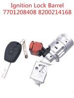 الإشعال قفل برميل مفتاح تشغيل مفتاح لرينو ل فوكسهول فيات 2005 2012 7701208408 8200214168 N0502064 N0502060 N0502057|صمام إعادة تدوير غاز العادم|السيارات والدراجات النارية -
