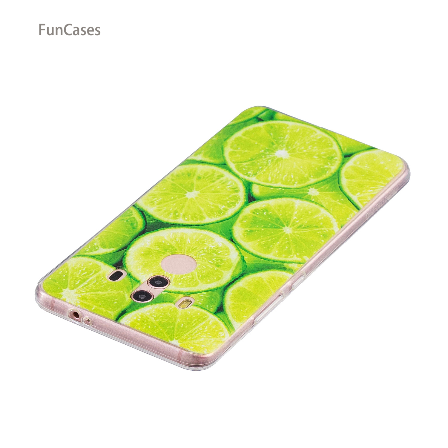 50 patterns! Flower Case sFor Aksesuar Huawei Mate 10 Pro Soft Silicone Phone Case Protection Case Huawei Ascend Mate 10 Pro